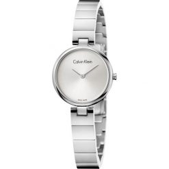 ZEGAREK CALVIN KLEIN Authentic K8G23146. Szare zegarki damskie Calvin Klein, szklane. Za 1039,00 zł.