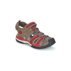 Sandały sportowe Dziecko  Geox  J BOREALIS B. C. Różowe buty sportowe chłopięce marki New Balance, na lato, z materiału. Za 209,30 zł.