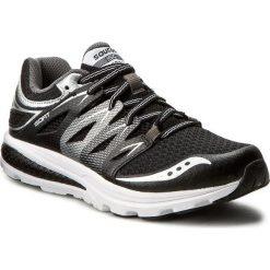 Buty SAUCONY - Zealot 2 S13000-6 Blk. Czarne buty do biegania damskie Saucony, z materiału. W wyprzedaży za 199,00 zł.