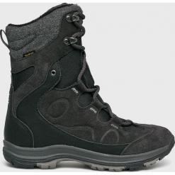Jack Wolfskin - Buty Thunder Bay Texapore High W. Czarne buty trekkingowe damskie Jack Wolfskin. Za 639,90 zł.