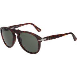 Okulary przeciwsłoneczne damskie aviatory: Persol Okulary przeciwsłoneczne black denim