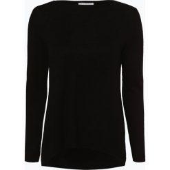Marie Lund - Sweter damski z czystego kaszmiru, czarny. Czarne swetry klasyczne damskie Marie Lund, s, z dzianiny. Za 449,95 zł.