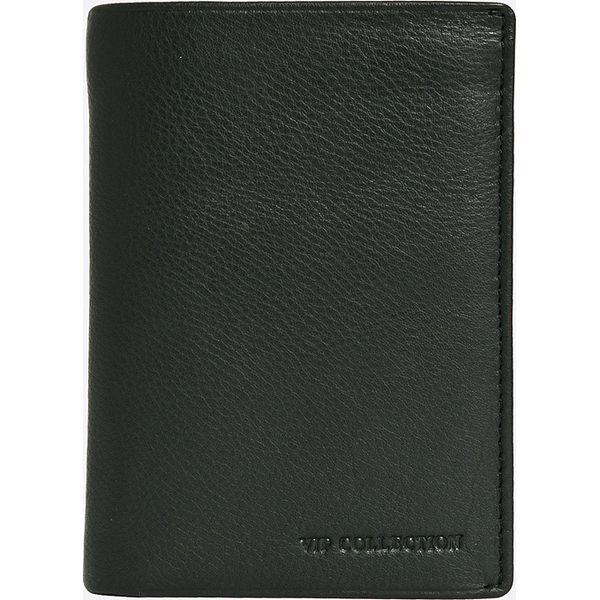 8696ca17e4569 VIP COLLECTION - Portfel - Czarne portfele męskie VIP COLLECTION