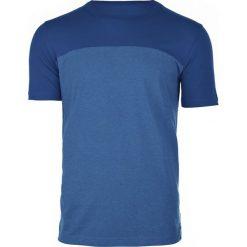 AQUAWAVE Koszulka męska greg navy/navy melange r. L. Niebieskie t-shirty męskie AQUAWAVE, l. Za 47,12 zł.