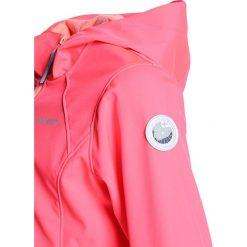 Icepeak TUUA  Kurtka Softshell hot pink. Czerwone kurtki dziewczęce softshell marki Icepeak, z elastanu. W wyprzedaży za 152,10 zł.