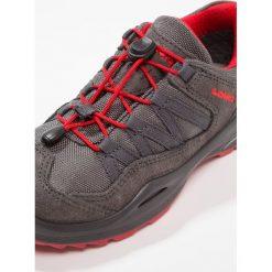 Buty trekkingowe chłopięce: Lowa ROBIN GTX Półbuty trekkingowe anthrazit/rot