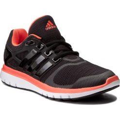 Buty adidas - Energy Cloud V CG3035 Cblack/Cblack/Eascor. Czarne buty do biegania damskie marki Adidas, z materiału. W wyprzedaży za 209,00 zł.
