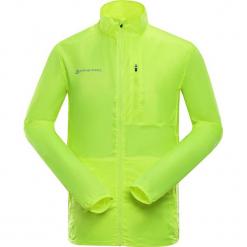 """Kurtka funkcyjna """"Baryl"""" w kolorze zielono-żółtym. Zielone kurtki męskie marki Alpine Pro, m, z materiału. W wyprzedaży za 152,95 zł."""