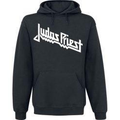 Bejsbolówki męskie: Judas Priest Classic Logo Bluza z kapturem czarny