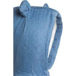 GAP HOODIE BABY Kurtka zimowa indigo. Niebieskie kurtki chłopięce przeciwdeszczowe GAP, na zimę, z bawełny. W wyprzedaży za 135,20 zł.