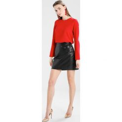 Minispódniczki: Oakwood Spódnica skórzana black