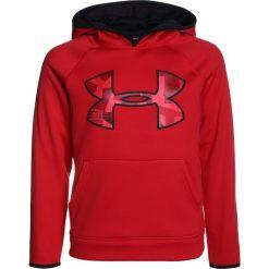 Bejsbolówki męskie: Under Armour BIG LOGO HOODY Bluza z kapturem red