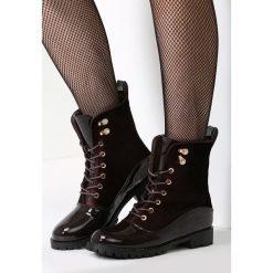 Brązowe Botki Soul Woman. Białe buty zimowe damskie marki vices. Za 99,99 zł.