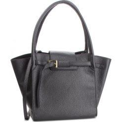 Torebka CREOLE - K10573 Czarny. Czarne torebki klasyczne damskie Creole, ze skóry, bez dodatków. W wyprzedaży za 239,00 zł.
