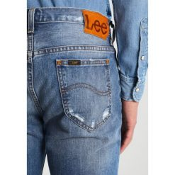 Spodnie męskie: Lee RIDER  Jeansy Slim fit true authentic
