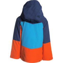 Ziener AFEKT  Kurtka snowboardowa estate blue. Niebieskie kurtki chłopięce sportowe marki bonprix, z kapturem. W wyprzedaży za 519,20 zł.