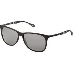 BOSS CASUAL Okulary przeciwsłoneczne black greyheaven. Czarne okulary przeciwsłoneczne męskie aviatory BOSS Casual. Za 609,00 zł.