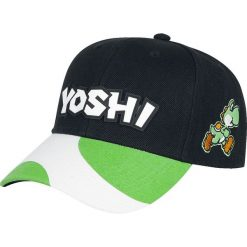 Czapki damskie: Super Mario Yoshi – für Kinder Czapka baseballowa wielokolorowy