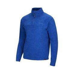 Bejsbolówki męskie: BERG OUTDOOR Bluza męska REID 1/2 ZIP POLAR SWEAT niebieska r. XXL (EL4322700AW14)