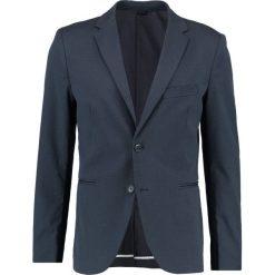 Marynarki męskie slim fit: Sisley Marynarka blue