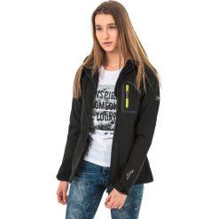 Hi-tec Kurtka damska softshell Enuro czarna  r. S. Czarne kurtki sportowe damskie Hi-tec, s, z softshellu. Za 173,75 zł.