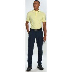 Koszulki sportowe męskie: J.LINDEBERG TOUR TECH SLIM Koszulka sportowa still yellow
