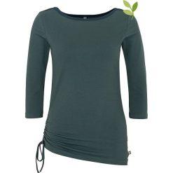 """Bluzki asymetryczne: Koszulka """"Jorde"""" w kolorze szaroniebieskim"""