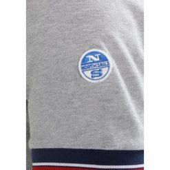 Koszulki polo: North Sails GRAPHIC Koszulka polo grey melange