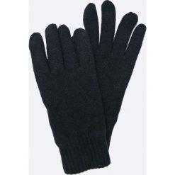 Gant - Rękawiczki. Białe rękawiczki męskie GANT, z bawełny. W wyprzedaży za 159,90 zł.