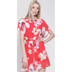 Sukienki: Czerwona Sukienka Spring Mood