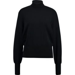 Swetry klasyczne damskie: YAS YASNIZZLE Sweter black