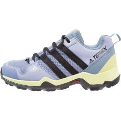 Buty sportowe damskie: adidas Performance TERREX AX2R CP Obuwie hikingowe chalk blue/core black/semi frozen yellow
