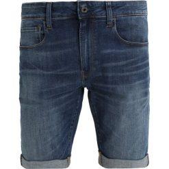 GStar 3301 SLIM 1/2 Szorty jeansowe elto superstretch. Niebieskie bermudy męskie G-Star, z bawełny. Za 419,00 zł.