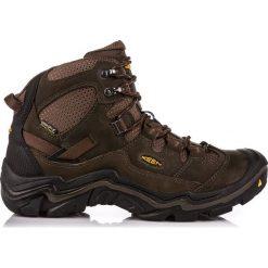 Buty trekkingowe męskie: Keen Buty męskie Durand Mid WP European Made Cascade Brown/Dark Earth r. 41 (113864)