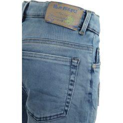 Blue Effect Szorty jeansowe bleached. Niebieskie spodenki chłopięce Blue Effect, z bawełny. Za 189,00 zł.