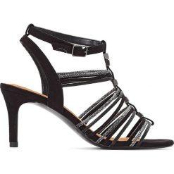 Rzymianki damskie: Sandały gladiatorki