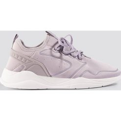 Buty do koszykówki damskie: MANGO Buty sportowe z lekką podeszwą – Purple