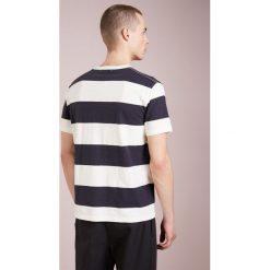 T-shirty męskie z nadrukiem: YMC You Must Create BAJA TEE Tshirt z nadrukiem navy
