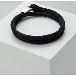 Miansai IPSUM ROPE BRACELET Bransoletka solid black. Czarne bransoletki męskie Miansai. Za 399,00 zł.