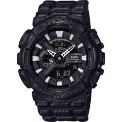 Casio - Zegarek G-Shock GA.110BT.1AERG.SHO. Czarne zegarki męskie marki Fossil, szklane. Za 599,90 zł.