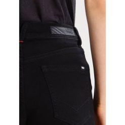 Odzież damska: Vans Szorty jeansowe midnight black