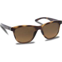 Okulary przeciwsłoneczne OAKLEY - Moonlighter OO9320-04 Tortoise/Brown Gradient Polarized. Brązowe okulary przeciwsłoneczne damskie aviatory Oakley. W wyprzedaży za 579,00 zł.