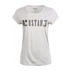 Odzież damska: Mustang T-Shirt Damski Xs, Szary