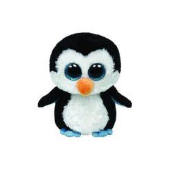 Maskotka TY INC Beanie Boos Waddles - Pingwin 15cm TY36008. Szare przytulanki i maskotki marki TY INC. Za 19,99 zł.