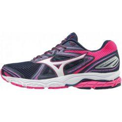 Mizuno Buty Biegowe Wave Prodigy (W) Peacoat Wht Pinkglo 40. Różowe buty do biegania damskie marki Mizuno, mizuno wave. W wyprzedaży za 269,00 zł.
