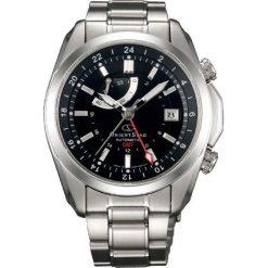 Zegarki męskie: Zegarek męski Orient Star Seeker GMT SDJ00001B0