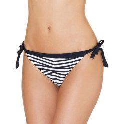 """Bikini: Figi bikini """"Ocean Bow"""" w kolorze granatowo-białym"""