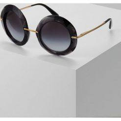 Dolce&Gabbana Okulary przeciwsłoneczne grey. Szare okulary przeciwsłoneczne damskie lenonki marki Dolce&Gabbana. Za 949,00 zł.