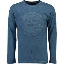"""T-shirty męskie z nadrukiem: Koszulka """"Jaridon"""" w kolorze niebieskim"""