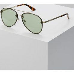 McQ Alexander McQueen Okulary przeciwsłoneczne brown. Brązowe okulary przeciwsłoneczne damskie marki McQ Alexander McQueen. W wyprzedaży za 428,35 zł.